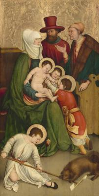 Image for Saint Mary Cleophas and Her Family