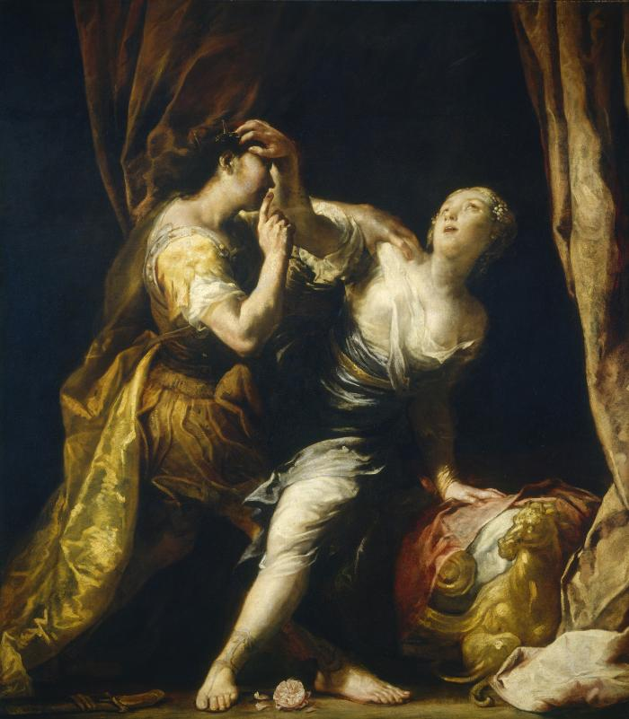 Image for Tarquin and Lucretia