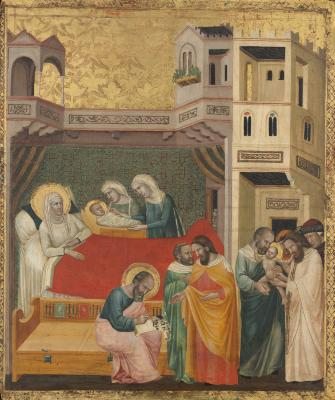 Image for The Birth, Naming, and Circumcision of Saint John the Baptist