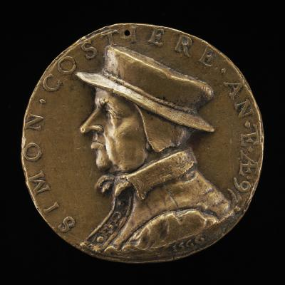 Image for Simon Costière of Lyon, 1469-after 1572, Goldsmith and Jeweler