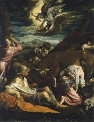 Image for The Annunciation to the Shepherds