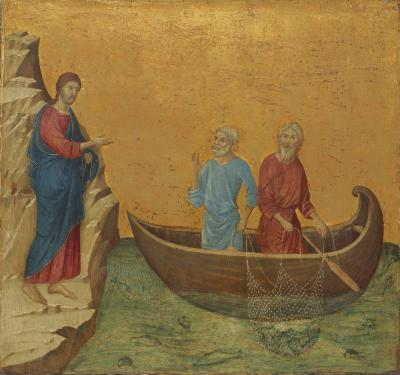 Image for The Calling of the Apostles Peter and Andrew