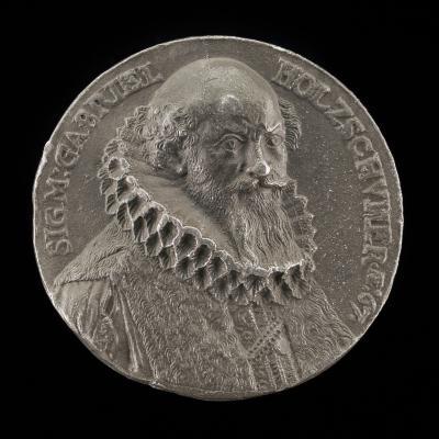 Image for Sigmund Gabriel Holtzschuher, 1575-1652, Citizen of Nuremberg