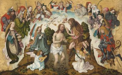 Image for The Baptism of Christ