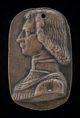Image for Sigismondo d'Este, 1433-1507, Son of Niccolo III d'Este
